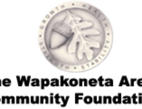 The Wapakoneta Area Community Foundation distributes grants at the 2019 Spring Grant Awards Program.