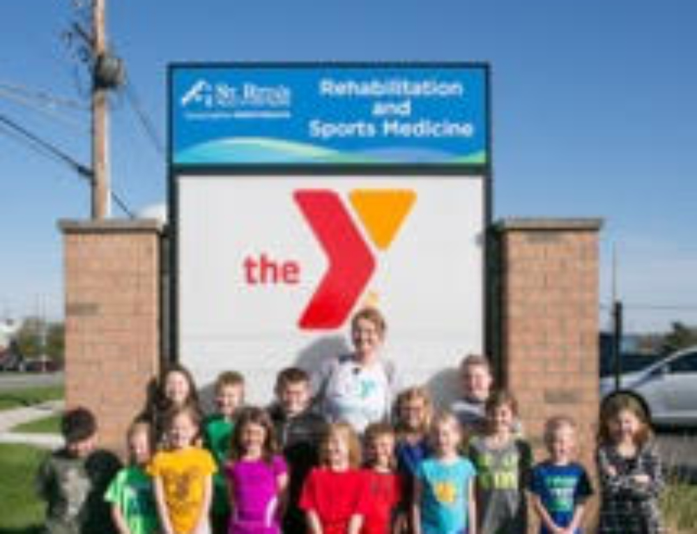 Summer campers at YMCA benefit from grants from the Wapakoneta Area Community Foundation.
