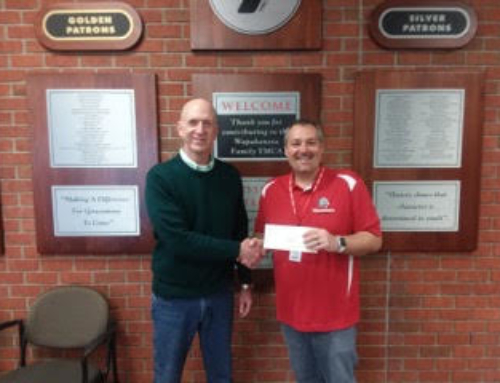 The WACF is pleased in 2018, to once again support the Wapakoneta Family YMCA annual support campaign.