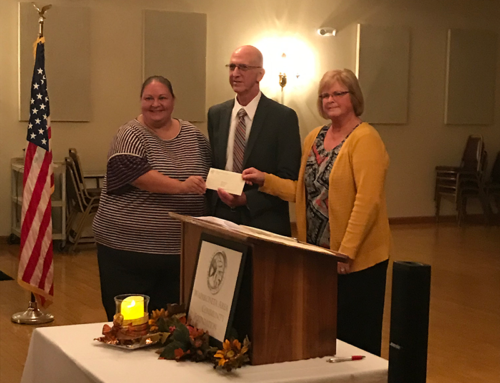 Mercer Auglaize Van Wert (MAV) Youth Mentoring Lunch Program receives grant.